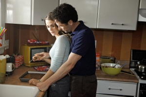 "Keri Russell and Matthew Rhys are Soviet spies in ""The Americans"" Credit: Craig Blankenhorn/FX"