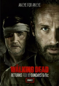 The Walking Dead Midseason Premiere Poster
