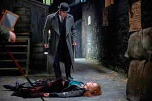 Det. Insp. Edmund Reid finds a murder victim. ? Tiger Aspect. Credit Jonathan Hession.