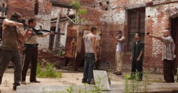 "The Walking Dead, Season One, episode ""Vatos"""