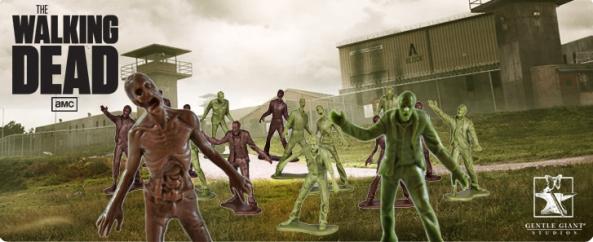 The Walker Horde coming soon from Gentle Giant.