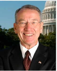 Iowa Republican Sen. Charles Grassley
