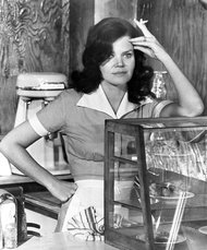 "Eileen Brennan in the 1971 film ""The Last Picture Show."" Columbia Pictures, via Photofest"