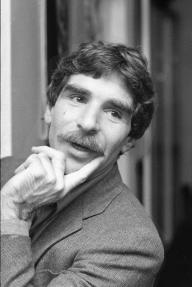 "In this Nov. 21, 1979 file photo, Harry Reems discusses his acting career in New York. Reems, the former porn star who co-starred in the 1972 movie ""Deep Throat,"" died Tuesday, March 19, 2013 in Slat Lake City.  He was 65.(AP Photo/Marty Lederhandler)"
