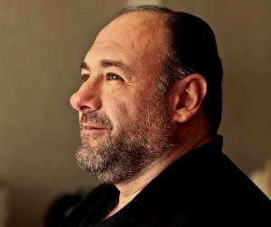 Actor James Gandolfini at the Regency Hotel in New York, Oct. 18, 2010.  (Fred R. Conrad/The New York Times)