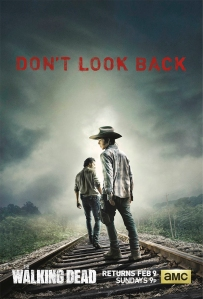 The Walking Dead Season 4 Midseason Poster
