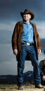 Robert Taylor stars as Walt Longmire