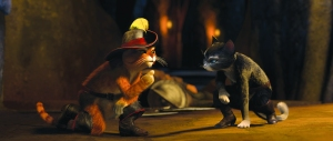 Puss in Boots: © 2011 DreamWorks Animation LLC.
