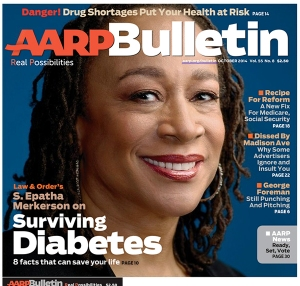 The AARP October, 2014 Bulletin