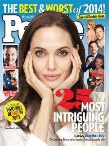 People Magazines Best & Worst of 2014 Dec. 22 Cover
