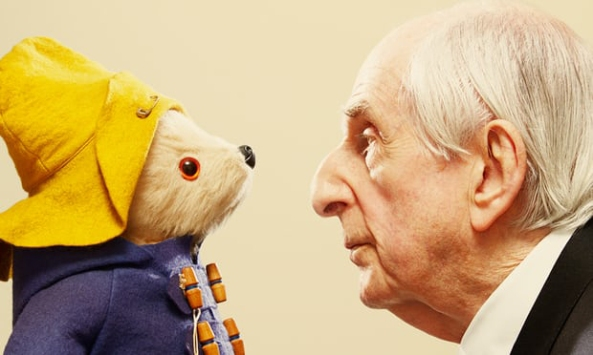 Paddington bear author