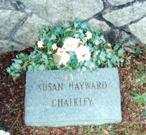 Hayward grave