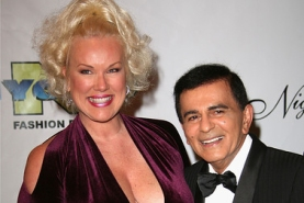 Jean and Casey Kasem. Chad Buchanan/Getty Images